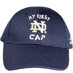 Notre Dame Infant My First Hat- babyfans.com