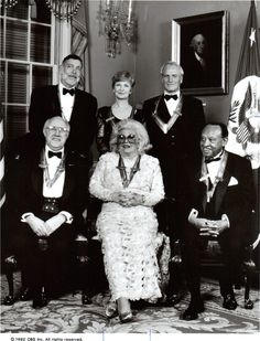 Ginger Rogers - The Kennedy Center Honors A Celebrationof the Performing Arts December 30, 1992 : Paul Taylor, Joanne Woodward, Paul Newman, Lionel Hampton, Ginger Rogers, and Mstislav Rostropovich
