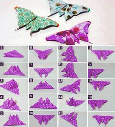 Origami For Beginners Origami For Beginners Jumping Frog. Origami For Beginners Origami For Beginners Crown. Origami For Beginners Easy Paper Butterfl. Diy Origami, Origami And Quilling, Origami And Kirigami, Paper Crafts Origami, Origami Tutorial, Diy Paper, Paper Crafting, Origami Instructions, Dollar Origami