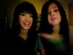 selena and demi gif | Gifs de Demi e Selena