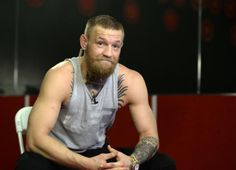 conor mcgregor and conan | Conor McGregor is more nervous on talk shows than inside Octagon ...