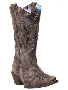 Lucretia Nightshade Women's Fashion Cowboy Boots by Laredo Boots 52133