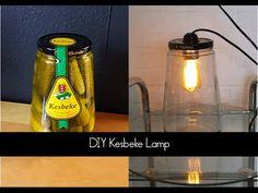 DIY Kesbeke Lamp | Gewoon Marieke