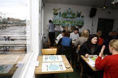 Le Petit Botanique - DOK - Gents restaurant serveert enkel ingrediënten uit de streek