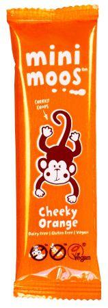 Moo Free - dairy free orange bar