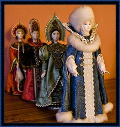russian costume dolls - Google Search