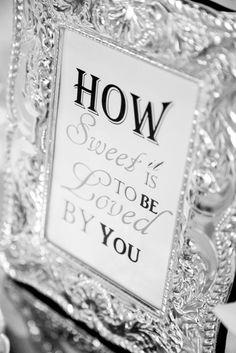 How sweet ♥