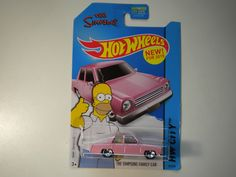 Greenlight M2 Machines Auto World Hot Wheels more Whats New In Diecast : Hot Wheels Basics 2015 New Model The Simpsons TV S...