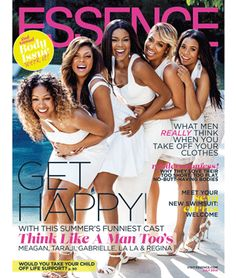 'Think Like a Man Too' Cast Shines on ESSENCE's July 'Body Issue' Cover