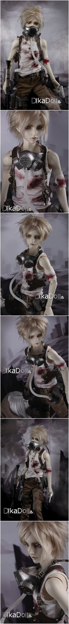 There's something about this I just love. Galois-1, 73cm Dika Doll - BJD Dolls, Accessories - Alice's Collections