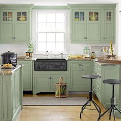 Country Living Magazine kitchen
