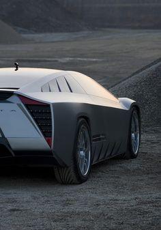 Giugiaro Concept: The world's fastest hybrid, Future Vehicle, Giorgetto Giugiaro, Futuristic Car, Italdesign Quaranta #futurevehicles