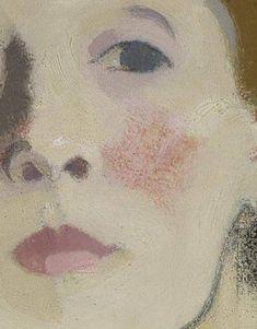 Helene Schjerfbeck Self Portrait Painting People, Woman Painting, Figure Painting, Helene Schjerfbeck, Female Painters, Portrait Art, Figurative Art, Female Art, New Art