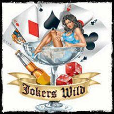 #Joker wilde Spielkarten. #playingcards #casino #onlinecasino #livecasino #playslot #liveslot #spielen