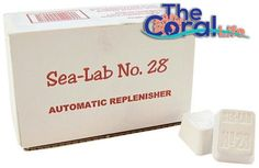 Water Tests and Treatment 77659: Sea-Lab Marine Aquarium Products #28 Automatic Replenisher - 2 Lb Box -> BUY IT NOW ONLY: $35.99 on eBay!