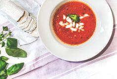 Ehkä täydellinen tomaattikeitto