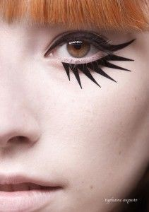 Adesivos para os olhos, Mily Serebrenick,Eye Flashes, dior, velvet eyes, maquiagem, blog gosto tanto.