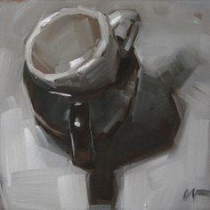 Carol Marine's Painting a Day: December 2007