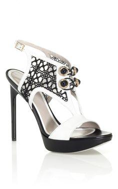 Veruschka Platform Sandal by Jason Wu - Moda Operandi