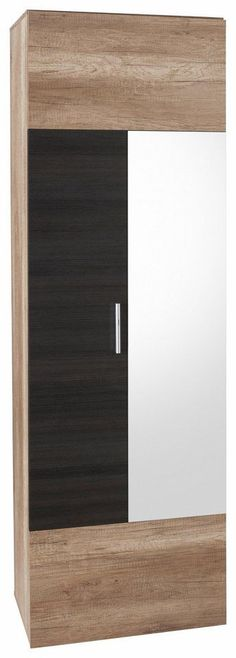 Garderobenschrank »Polo«, mit Spiegel -   #