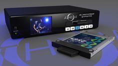 #NABShow: Convergent Design Athena #4K/Multi-Stream Player/Recorder Encoder/Decoder: http://www.alexandrosmaragos.com/2014/04/Convergent-Design-Athena.html