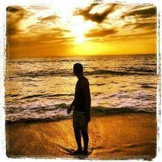 Comment: nazira_david said La relève! #family #cousin #hayete #senegal #sunset #throwback