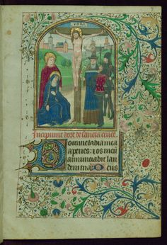 Full Size: Book of Hours