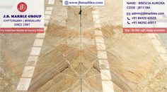 JB Marble Group Chittorgarh | Bengaluru Name of Product : Brescia Aurora (Imported Marble) Code: JB111BA Marble, Coding, Marbles, Programming