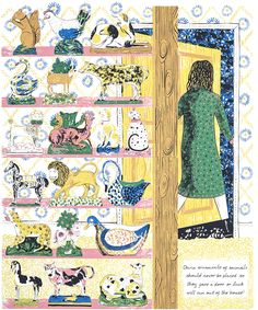 'China Animals' by Alice Pattullo (screen print) Print, Illustrators, Printmaking, Graphic Design Illustration, Alice, Illustration Design, Screen Printing, Visual Art, Art