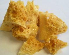 Honeycomb – Masterchef Style