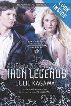 The Iron Legends (Winter's Passage\Summer's Crossing\Iron's Prophecy) by Julie Kagawa (304 p.)