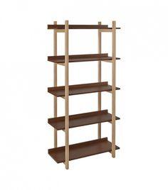 CB2 Stax Bookcase