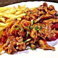 Recept : Katův šleh II. | ReceptyOnLine.cz - kuchařka, recepty a inspirace Slovak Recipes, Czech Recipes, Chicken Recipes, Pork, Food And Drink, Beef, Cooking Recipes, Sweets, Baking
