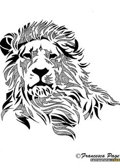 эскиз тату+лев: 5 тыс изображений найдено в Яндекс.Картинках