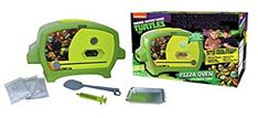 Teenage Mutant Ninja Turtles Pizza Oven, Birthday and Christmas Gifts for Boys Best Christmas Gifts, Christmas Fun, Kids Oven, 8 Year Old Boy, Look Good Feel Good, 8 Year Olds, Old Boys, Teenage Mutant Ninja Turtles, Cool Kids