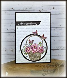 KOCreations Stampin' Up! Blog: Crazy Crafters Weekly Highlights - Blossoming Basket Bundle
