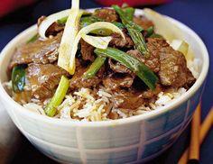 slow cooker rindfleisch asiatisch mit knoblauch und ingwer