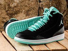 release date ebd63 05139 Nike Air Jordan Executive Hi Top Basketball Trainers 820240 008 UK 12 .EUR  47.5