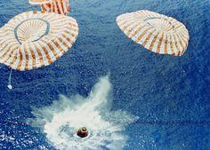 Apollo 11 Splashdown Parachute (page 3) - Pics about space