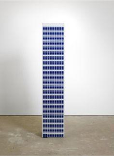 Julian Opie - Modern Tower No 7