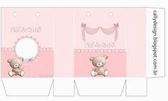 sacolinha lembrancinha Kit Personalizado para Imprimir - CALLY'S DESIGN-Kits Personalizados Gratuitos