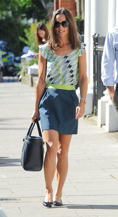 Pippa Middleton estampado