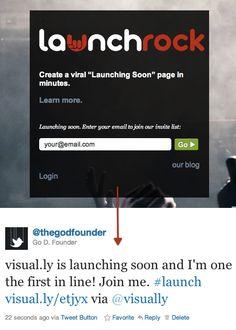 viral launch login