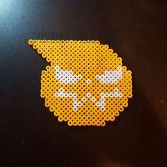 Soul Eater symbol perler by Kristin Forbes
