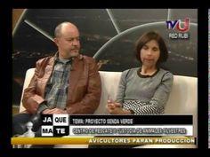 Entrevista al Dr. Enrique Richard y Lic. Vicky Ossio:Tráfico de fauna Si...