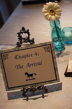 centerpiece for baby fairy tale shower
