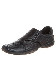 BUGATTI | Trainers | Black www.alfamenswear.co.uk