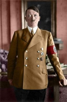 Adolf Hitler at the Berkhoff. What was he thinking at the time the foto was taken?