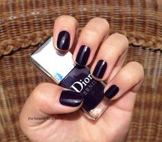 Dion Poison #dior #nailpolish