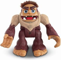 FISHER PRICE IMAGINEXT BIG FOOT w/ REMOTE